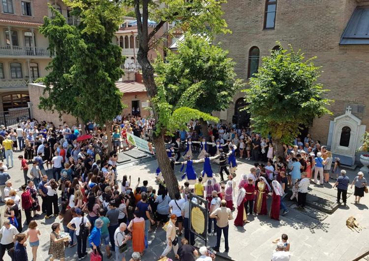 Конкурс-фестиваль «Толма -2019» состоялся в Тбилиси