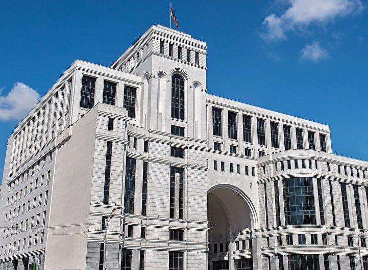 Встреча глав МИД Армении и Азербайджана пройдет в Вашингтоне