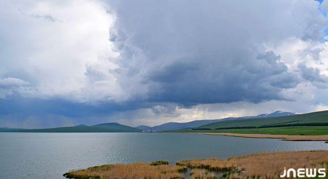 Cavakhk ulusal parkında turistler için kulübeler inşa edilecek