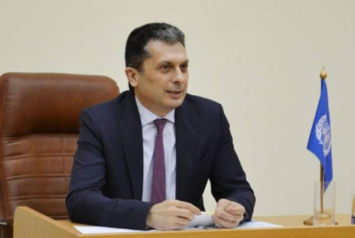 Мовсес Абелян назначен заместителем генсека ООН