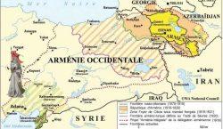 24 Haziran 2019 tarihi, Sevr Antlaşması'nın Batı Ermenistan hükümeti tarafından onaylanmasının üçüncü yılıdır