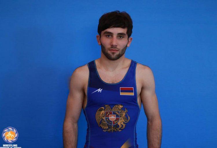 Güreş: Hraçya Margaryan altın madalya kazandı
