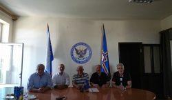 Rencontre entre le Président Arménag Aprahamian et Vahan Chirkhanian