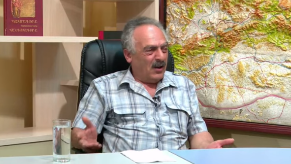 Batı Ermenistan hükümeti üyesi Movses Nacaryan: Ermenilere kendi tarihlerini doğru bir şekilde öğrenmek yasak