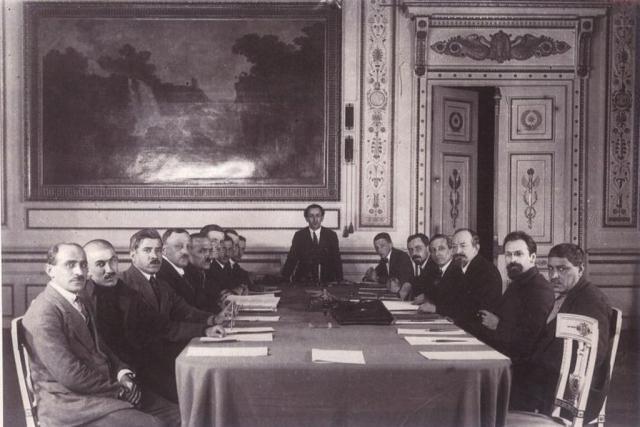 Советская Россия, Турция и Закавказье (1919—1922)