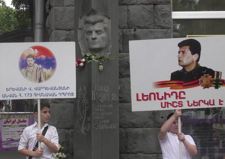 Bugün Leonid Azgaldyan'ın ölüm yıldönümü