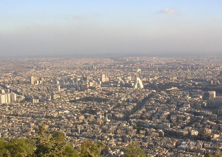 Şam'ın otobüs garı, yedi yıl aradan sonra tekrardan açıldı