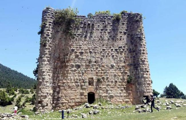It is likely that the Armenian castle Oshin in Cilicia will be restored