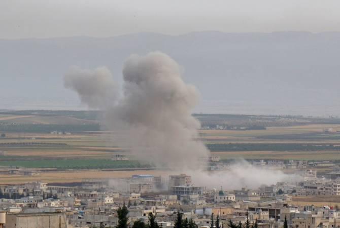 Трамп призвал Россию и Иран прекратить бомбардировки в Идлибе