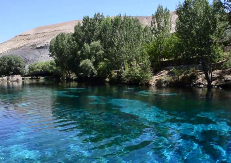 Batı Ermenistan'ın Sebastia-Sivas'taki Gökpınar Gölü dalış merkezi olacak