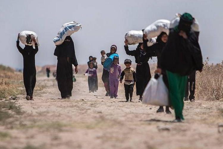 В Сирию вернулись более 256 тысяч беженцев