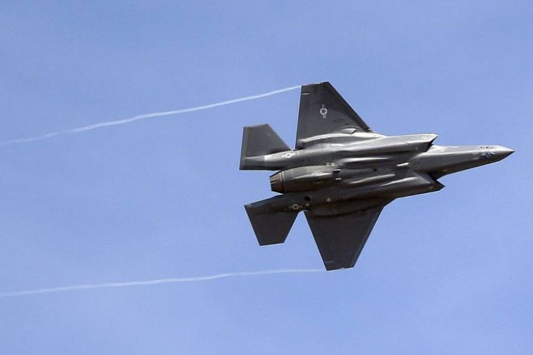 ABD, Türk askeri pilotların eğitimini askıya almaya karar verdi