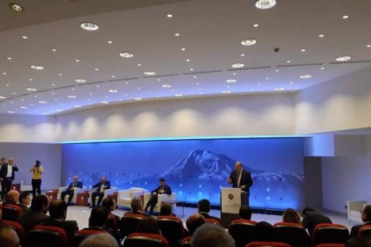 В Армении проходит международная конференция «Армянский саммит мыслей»