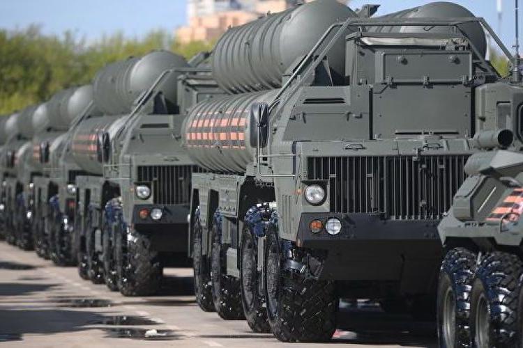 Россия начнет поставки С-400 Турции через два месяца