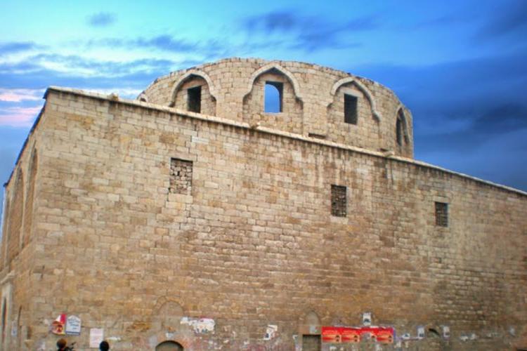 Реставрационные работы армянской церкви Малатии  5 лет как приостановлены