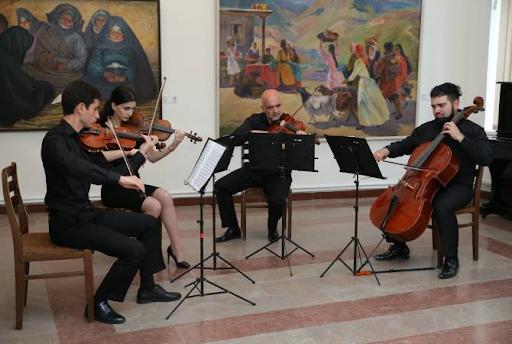 Gümrü'de klasik müzik festivali başladı