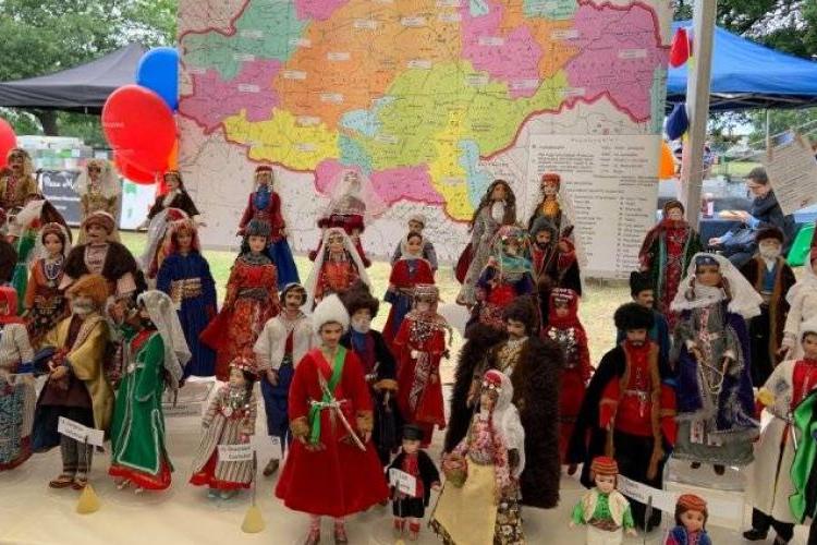 Ежегодный Армянский летний фестиваль прошел в Лондоне
