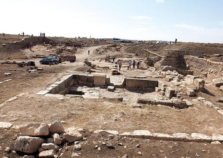 """Batı Ermenistan'ın Antep'deki Gargamiş Antik Kenti, """"arkeopark"""" olarak açılacak"""