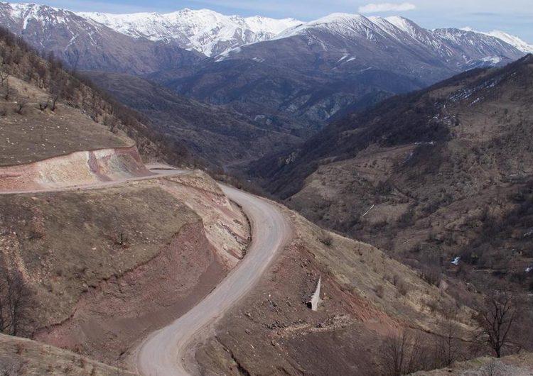 Будет построена новая 150-километровая дорога, связывающая Армению с Арцахом