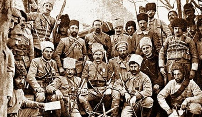 Армянская особая ударная дивизия Андраника Озаняна