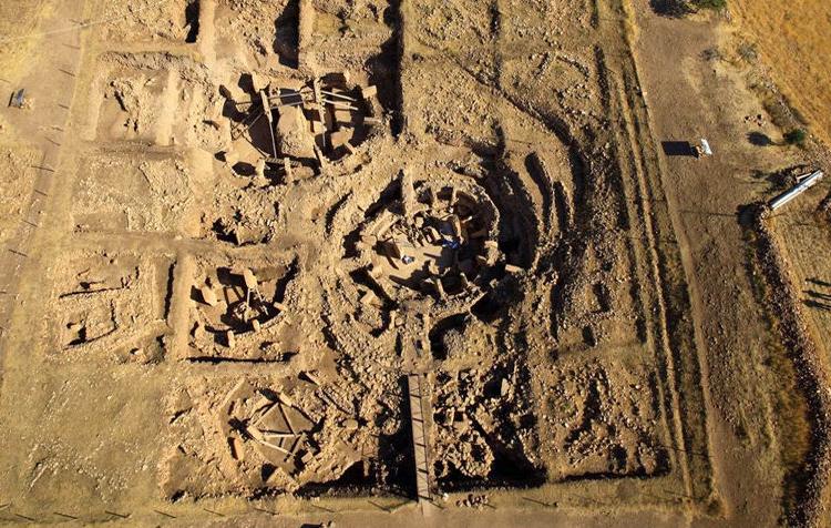 Исторический Портасар в Западной Армении защищают от воздействия окружающей среды