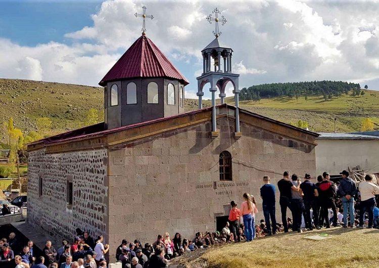 Cavakhk'ın Dilif köyü Kutsal Vardanants Kilisesinde 7 Temmuz'da bir dini ayin gerçekleşecek