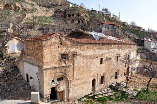 Batı Ermenistan'ın Sebastia-Sivas şehrindeki Ermeni Kilisesi müze haline getirilecek