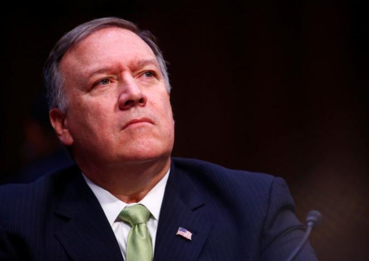 Pompeo, İran'ın kendisini kabul etmek istemediğini söyledi