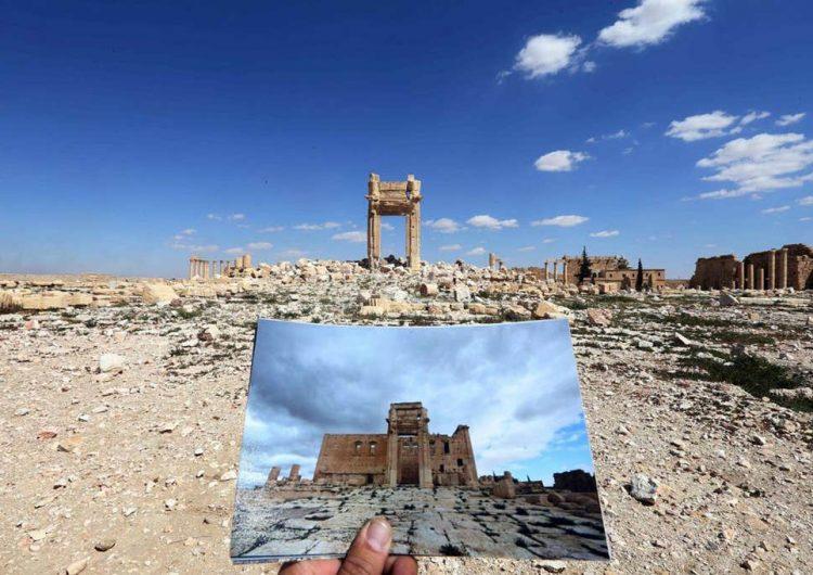 Армения сняла документальный фильм о разрушениях ИГ в Пальмире