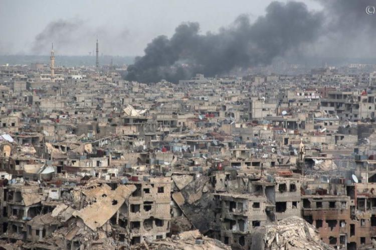 В Сирии за десять дней погибли более 450 мирных жителей