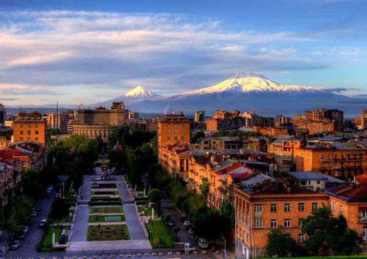 CNN'e göre,Yerevan, az turiste sahip en iyi 20 Avrupa kentine dahil edildi