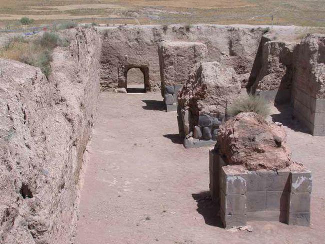 Раскрыт архитектурный секрет храма Халды