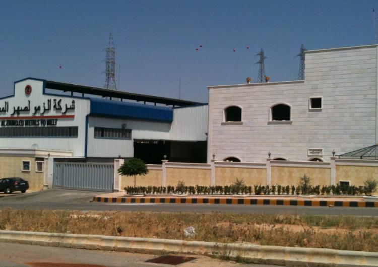 В сирийской провинции Алеппо восстановлена работа более 500 заводов