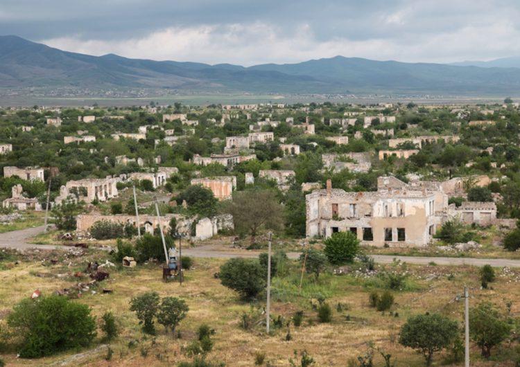 1993 թուականի Յուլիս 23-ին հայկական ուժերը ազատագրեցին Ակնան (Աղդամը)