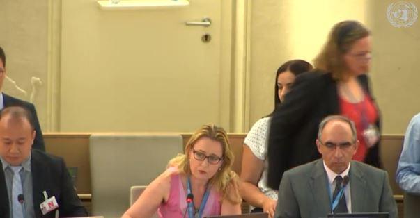 41e session du Conseil des droits de l'homme  (24 juin-12 juillet 2019)