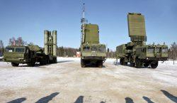 Թիւրքիայի ռուսական Ս-400-երը կրնան նոր «սառն պատերազմի» պատճառ դառնալ