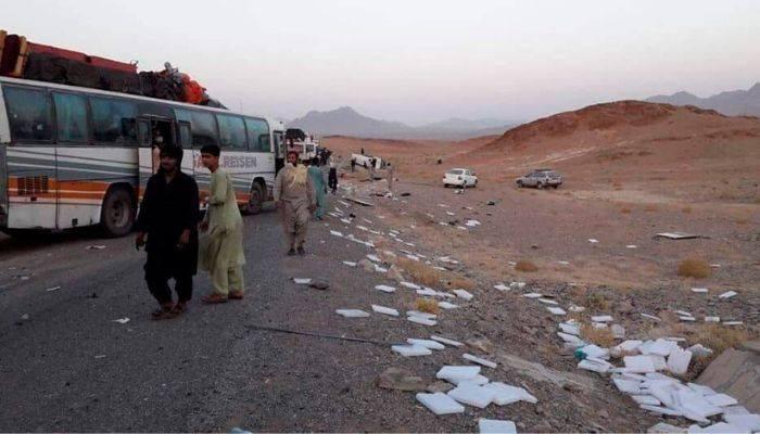 Более 30 погибших в результате взрыва в Афганистане