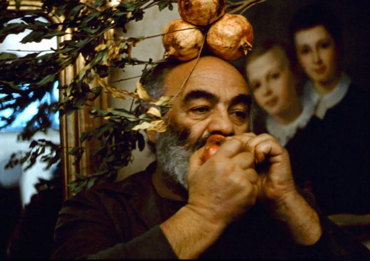 """""""Sinema Tapınağı"""" programı çerçevesinde Parajanov'a ait üç restore edilmiş film gösterilecek"""