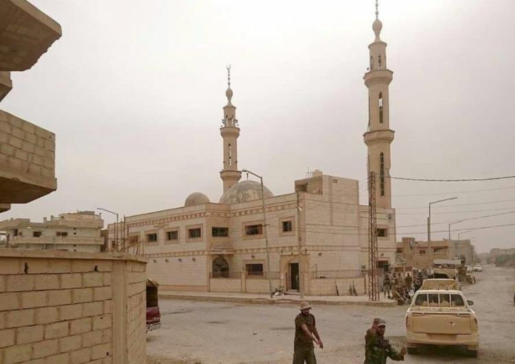 Члены арабских племен в провинции Дейр-эз-Зор намерены создать собственное ополчение