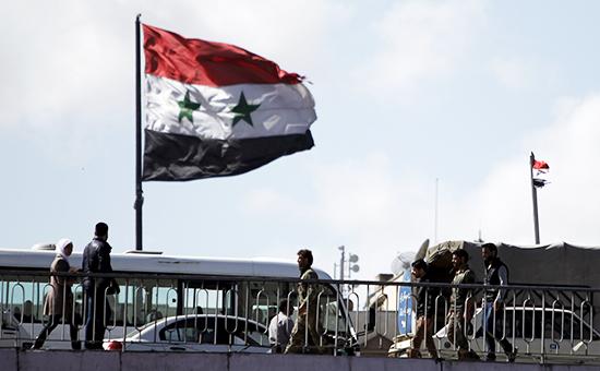 МИД Сирии заявил, что израильские удары по САР нацелены на продление кризиса