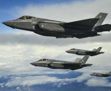 ԱՄՆ-ը  պաշտոնապես բացառել է Թիւրքիային՝ F-35 կործանիչներու ծրագիրէն