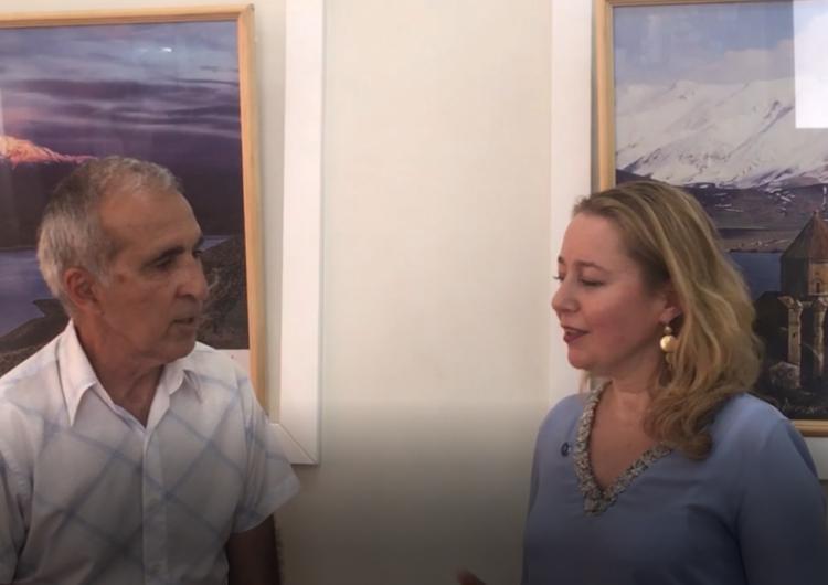 Լիդիա Մարկոսեանի այցը Բուլղարիոյ հայ համայնք