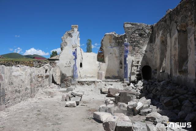 Ջաւախքի Կորխ գիւղի  եկեղեցին կը վերականգնուի