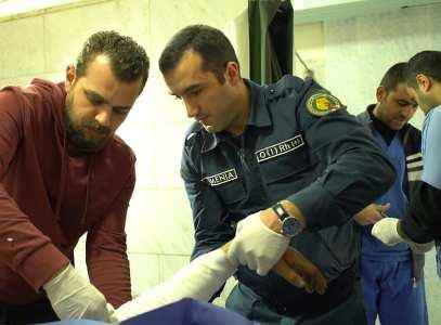 Ermeni doktorlar Halep şehri sakinlerine 7 Temmuz'dan itibaren  ücretsiz hizmet sunacak