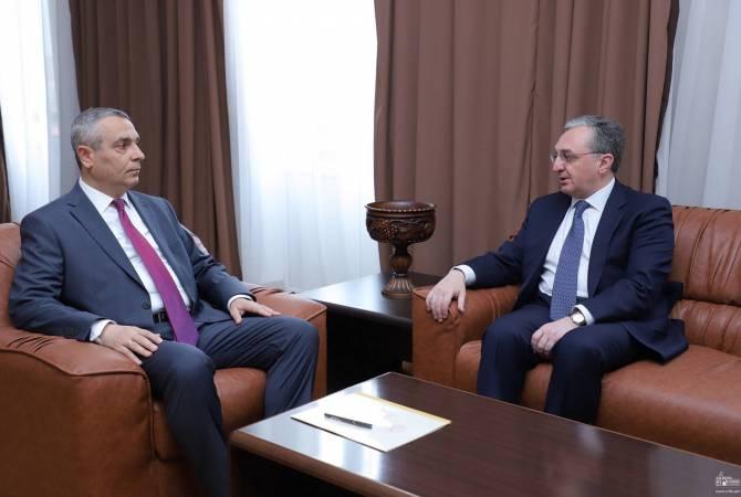 Ermenistan ve Artsakh Cumhuriyetleri Dışişleri Bakanlıkları Karabağ-Artsakh sorunu hakkında düzenli istişarelerde bulunacaklar