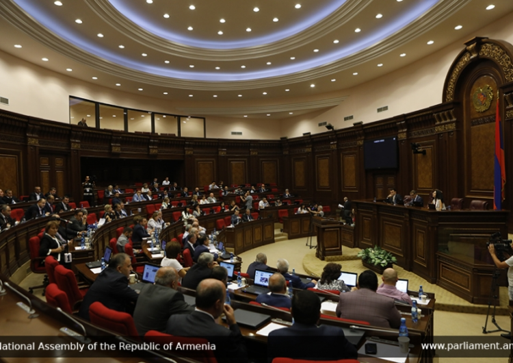 Ermenistan Cumhuriyeti'nin Parlamento heyeti ABD'yi ziyaret edecek