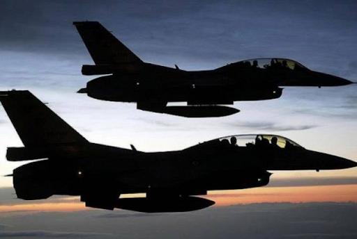 Թրքական զինուժը Իրաքի հիւսիսին օդային հարուածներ հասցուցեր է PKK-ի ապաստարաններուն