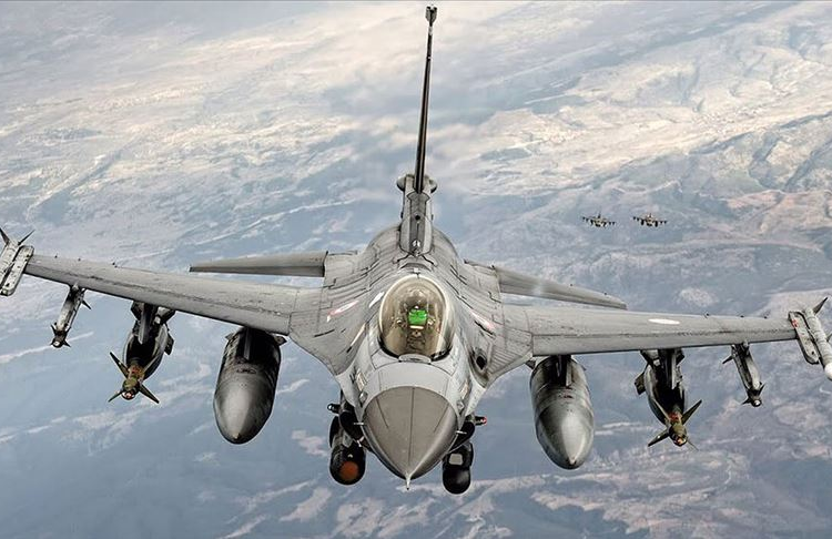 Турция вновь вторглась  в северный Ирак