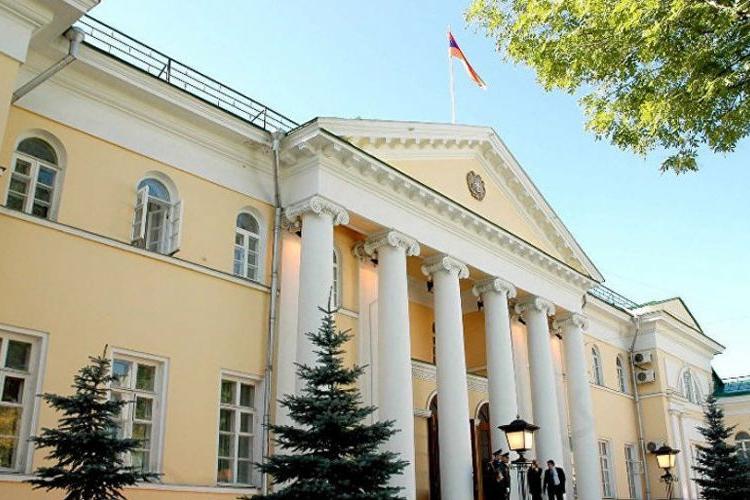 Ermenistan Cumhuriyeti Büyükelçisi  Lazaryan ailesine ait mülkleri Rus medyasına sundu