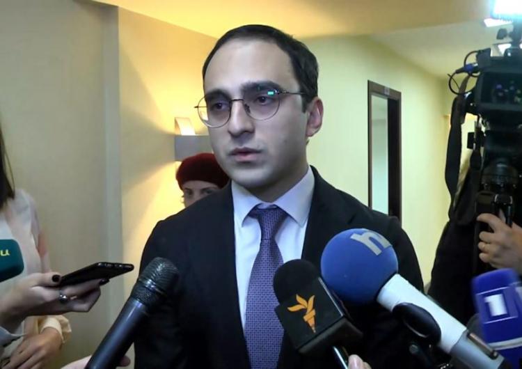 Ermenistan Cumhuriyeti Başbakan Yardımcısı, 15-20 Temmuz günleri arasında ABD'ye çalışma ziyareti gerçekleştirecek